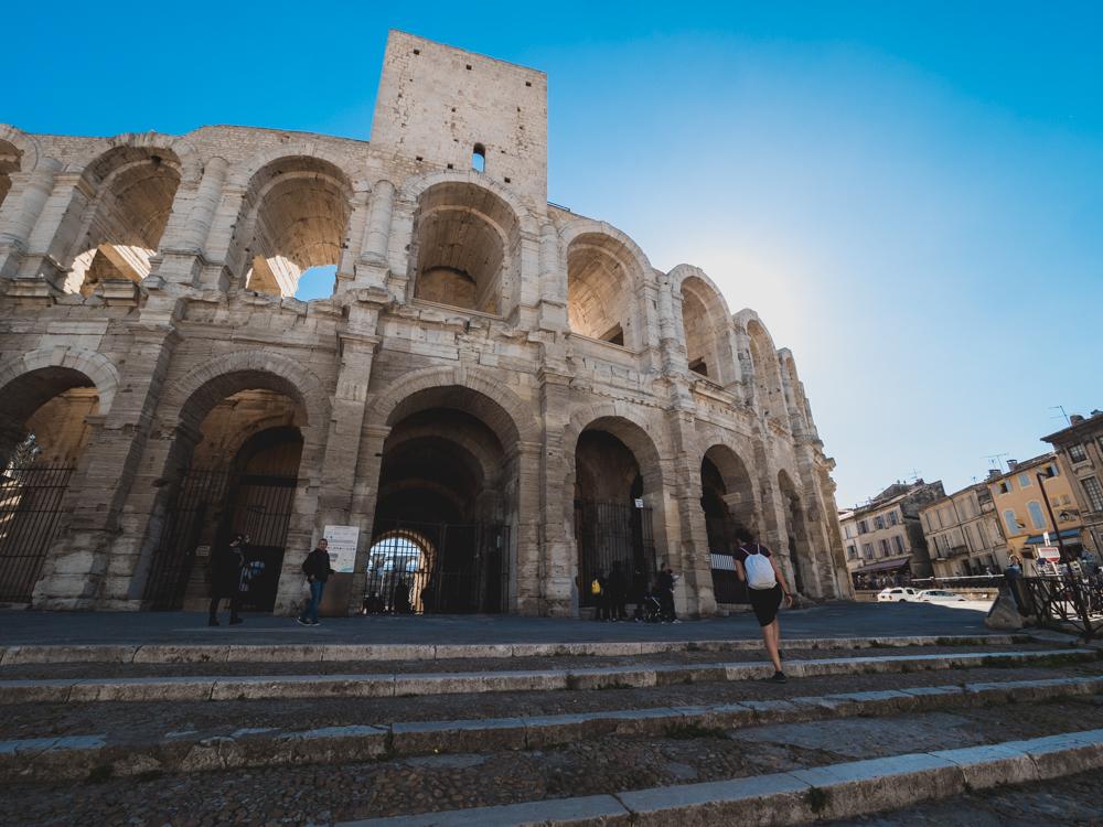 Die Arena von Arles