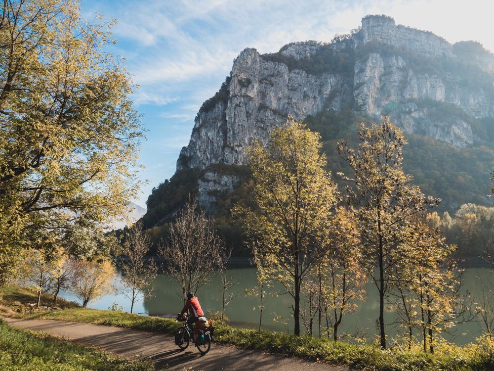 Kurz vor Grenoble
