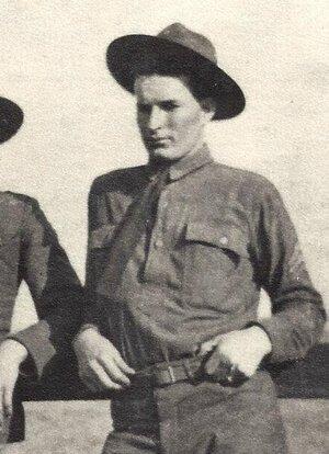 Paul Green, 1918