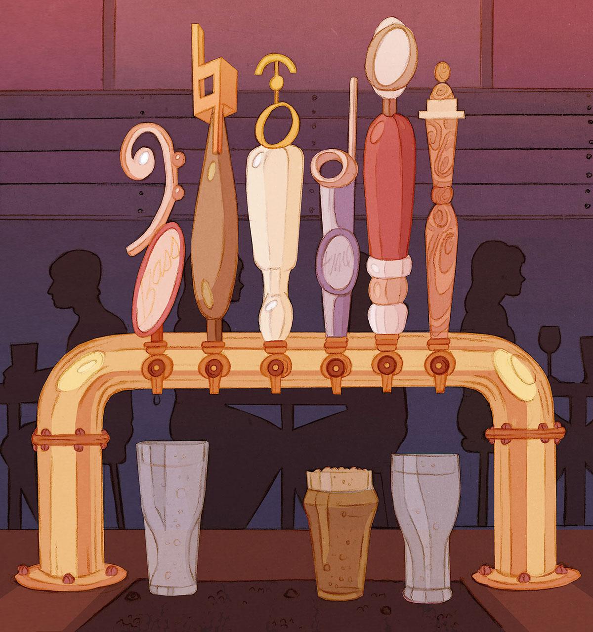 Musical Beers