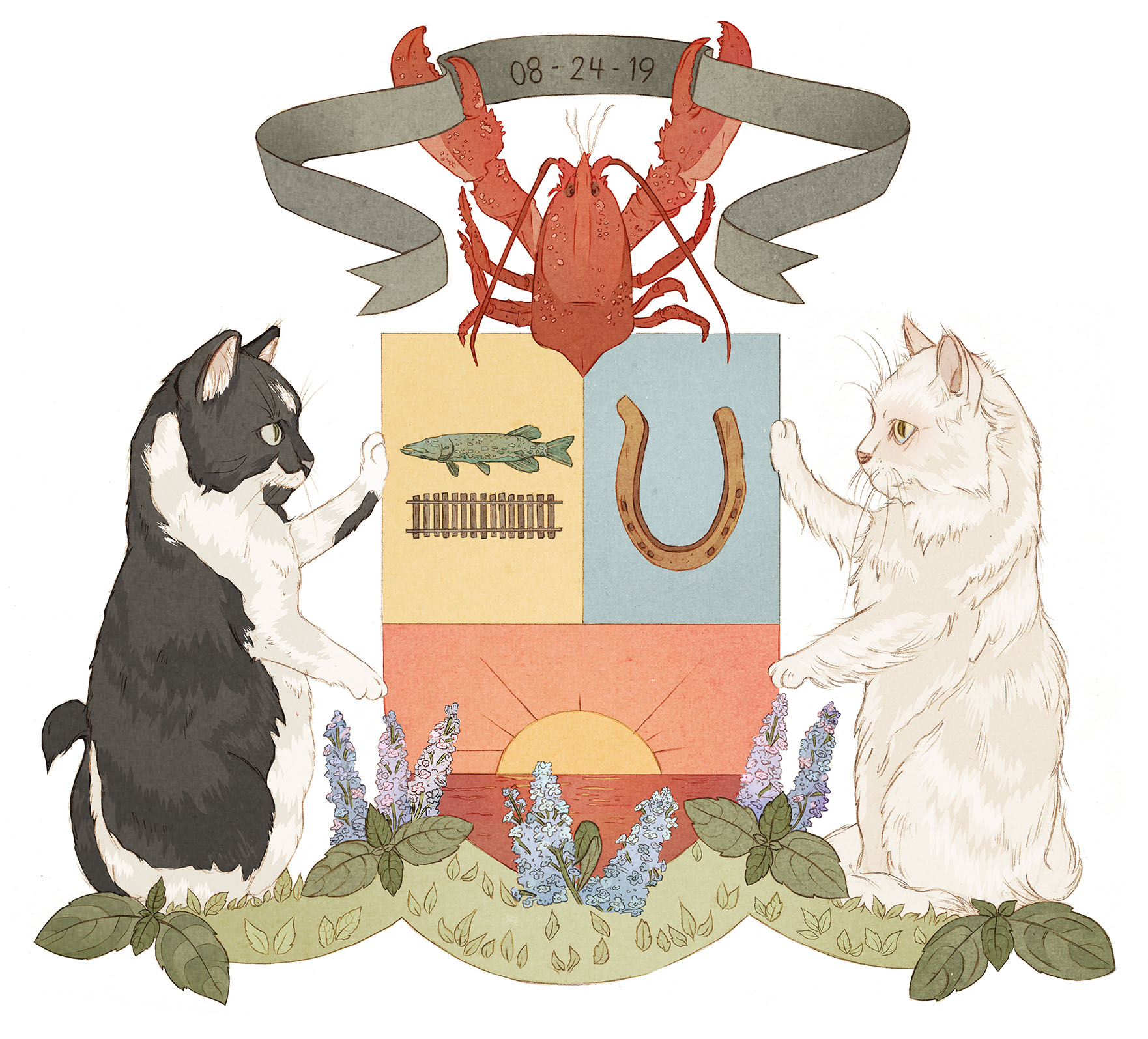 Custom Coat of Arms
