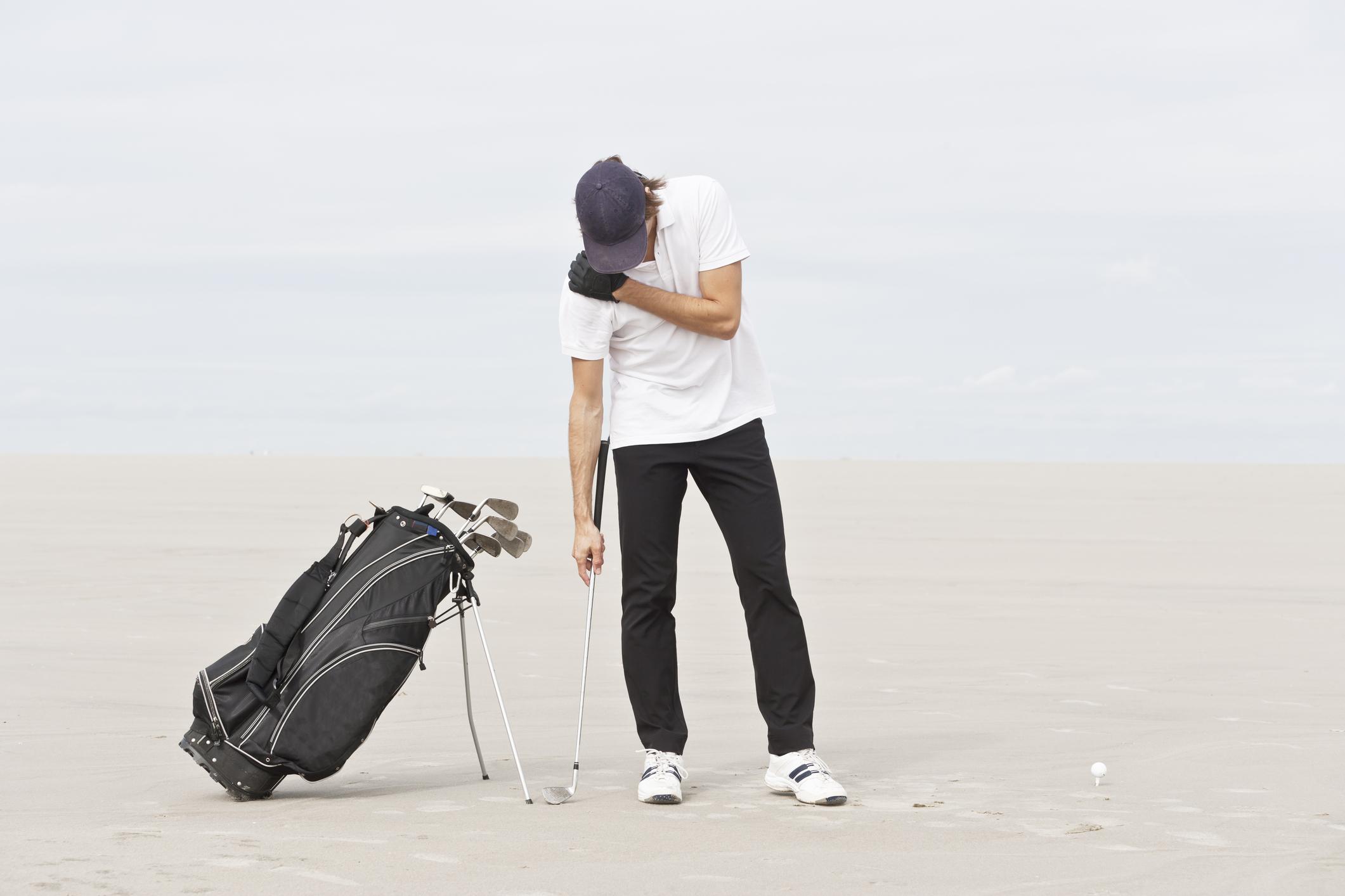Golf - Sports Injuries