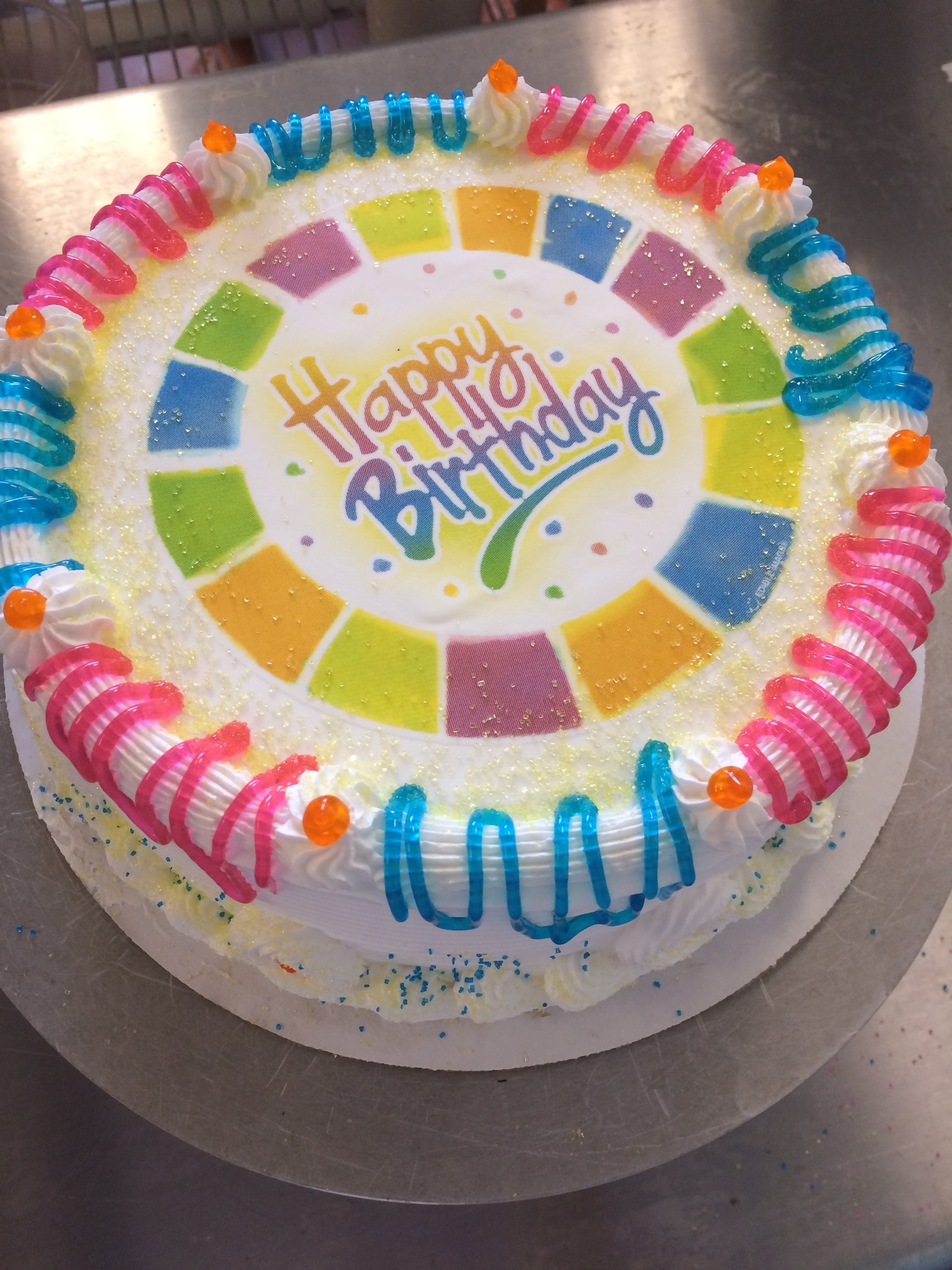 Cake Design #8