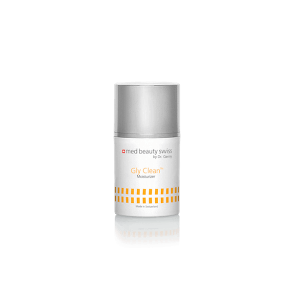 Creme  Gly Clean Moisturizer  Med Beauty