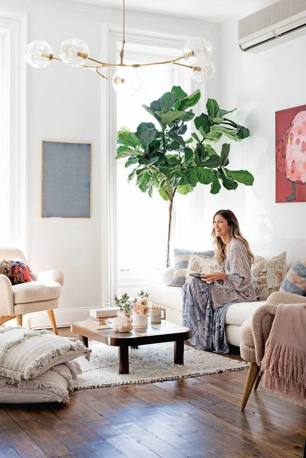 Everything Ulla Johnson does is swoon-worthy! her home tour  here !