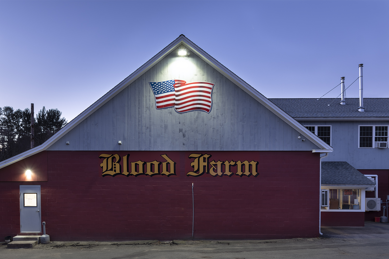 "Nicholas van der Wal,  ""Blood Farm"""
