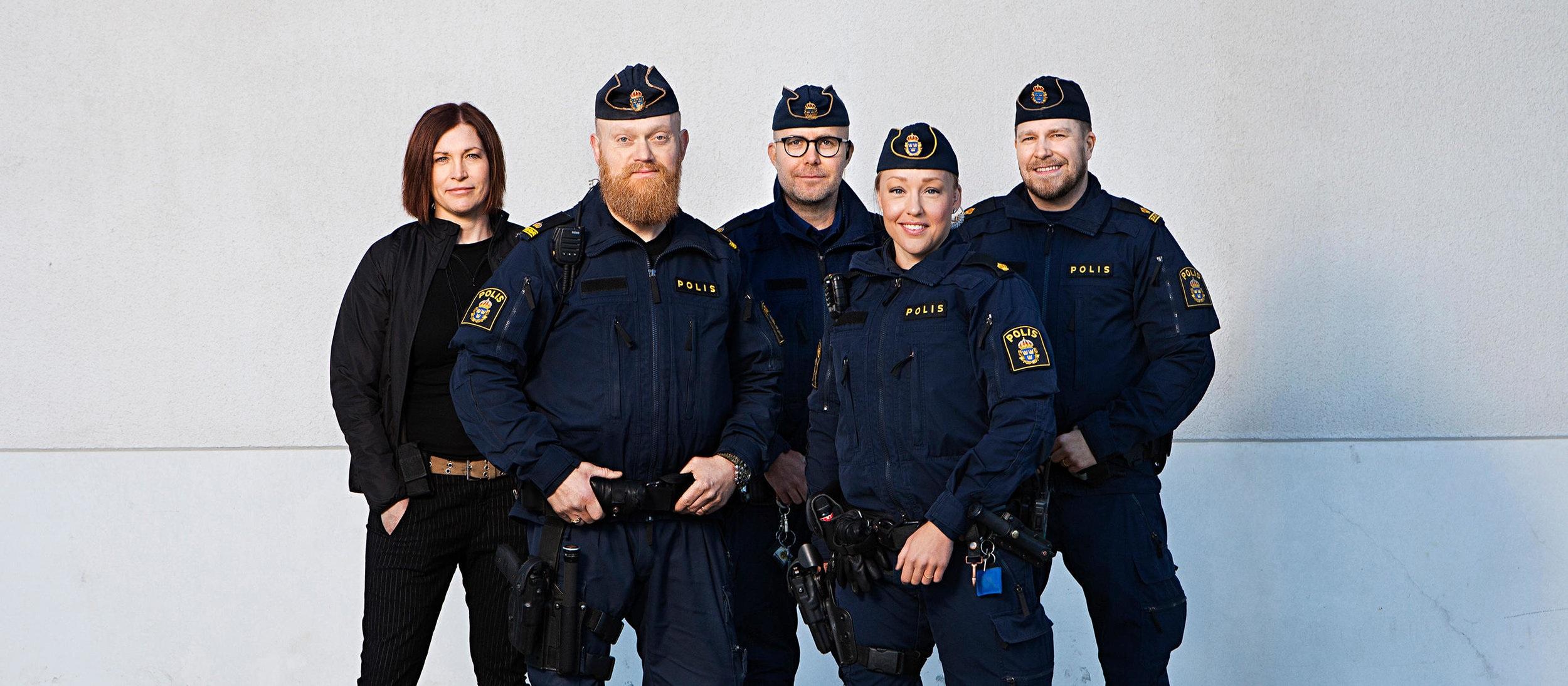 NORRLANDSPOLISEN / TV4 /SÄSONG 1 - MÅNDAGAR KL 21.00