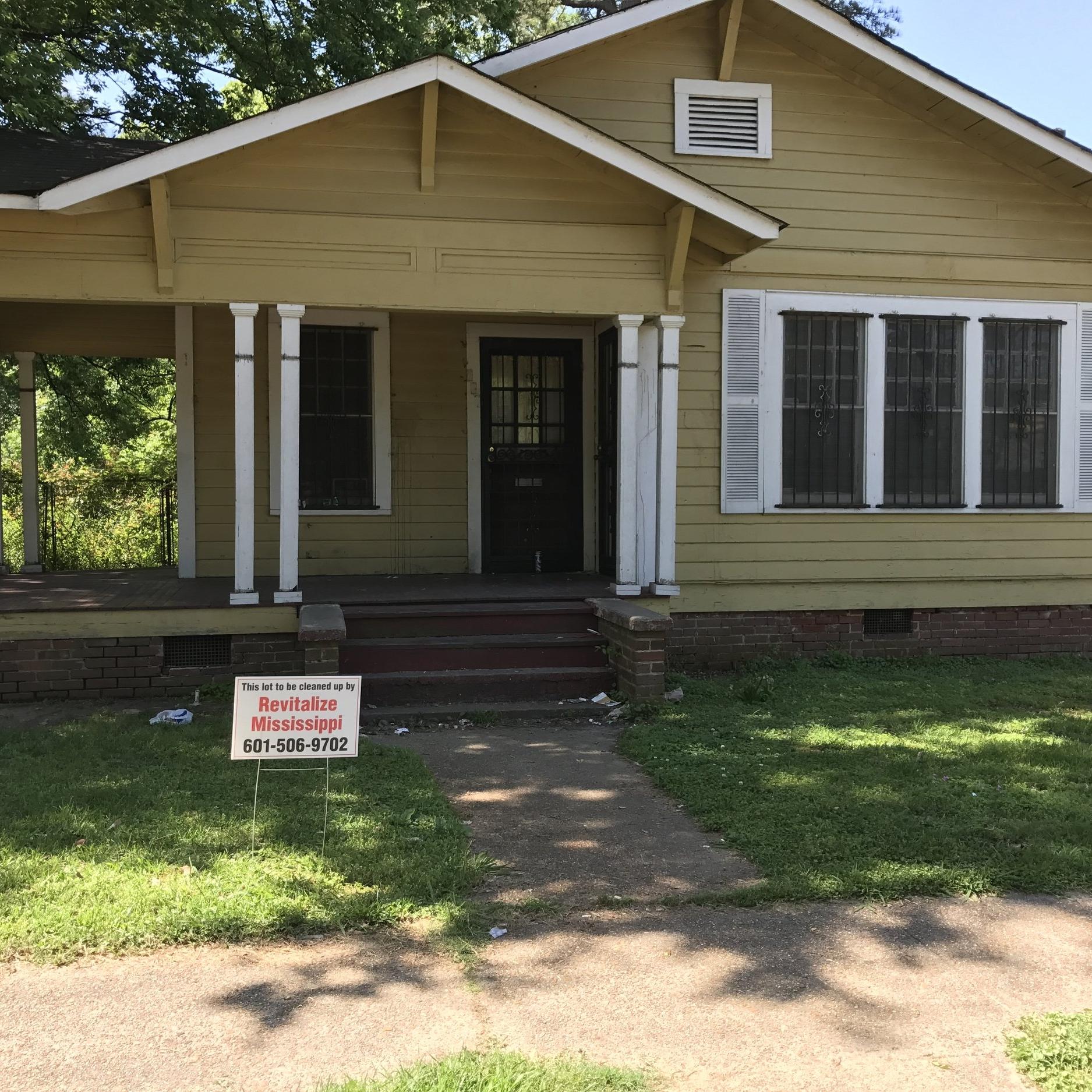 HOUSES FOR REHAB -