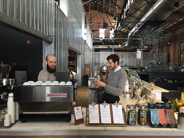 Boxcar Coffee Roasters - Denver
