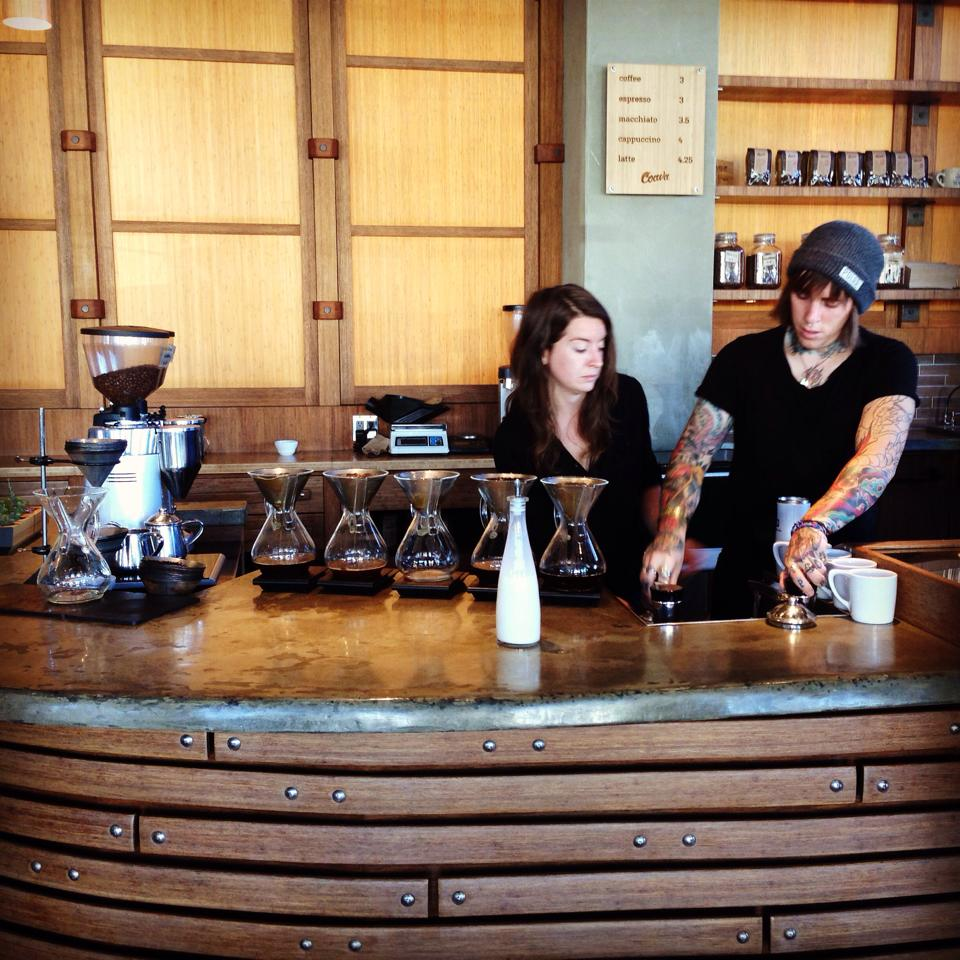 Coava Coffee - Portland