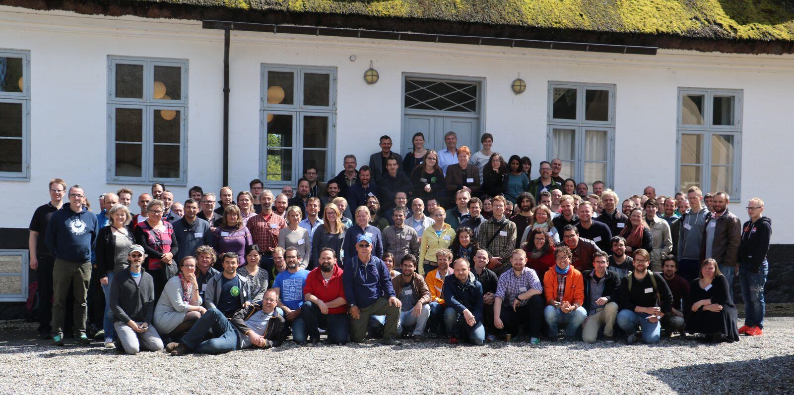 2015 QGIS Conference in Nødebo Denmark