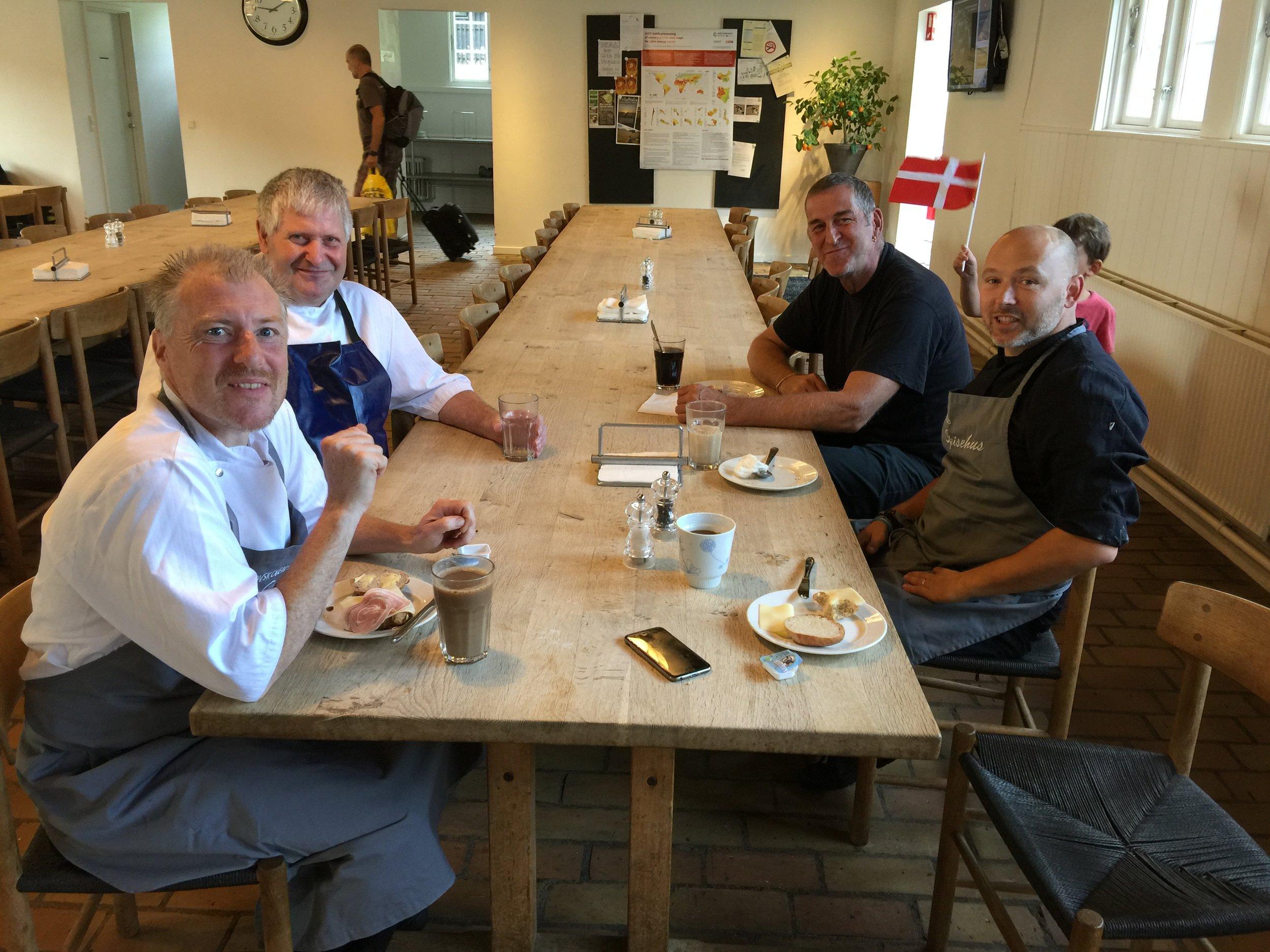 The Skovskolen Chefs