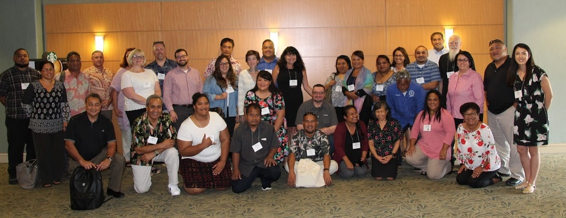 The ASTHO Summit on Climate and Health group photo