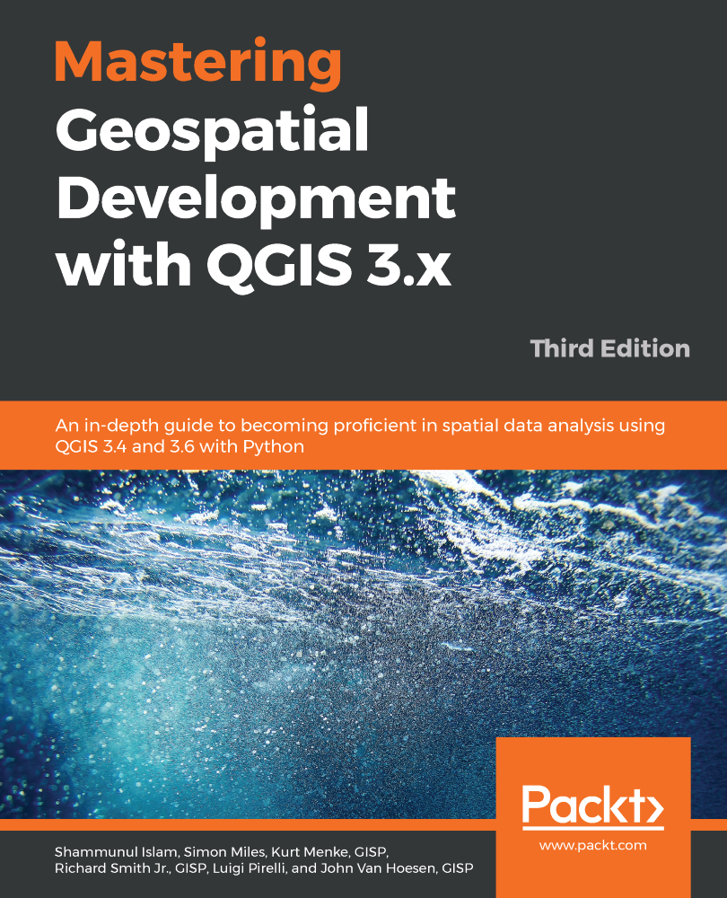 QGIS Books — Bird's Eye View GIS
