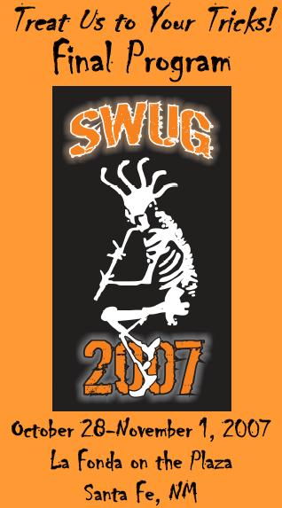 2007 SWUG Program
