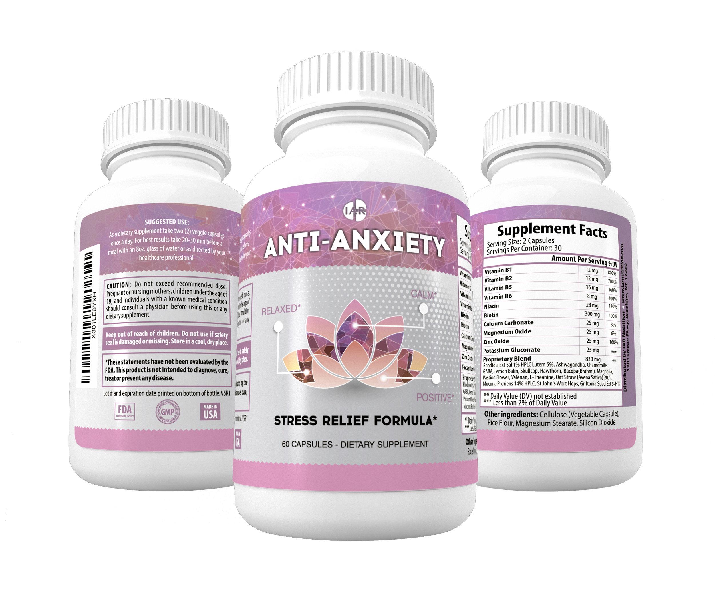 Anti-Anxiety