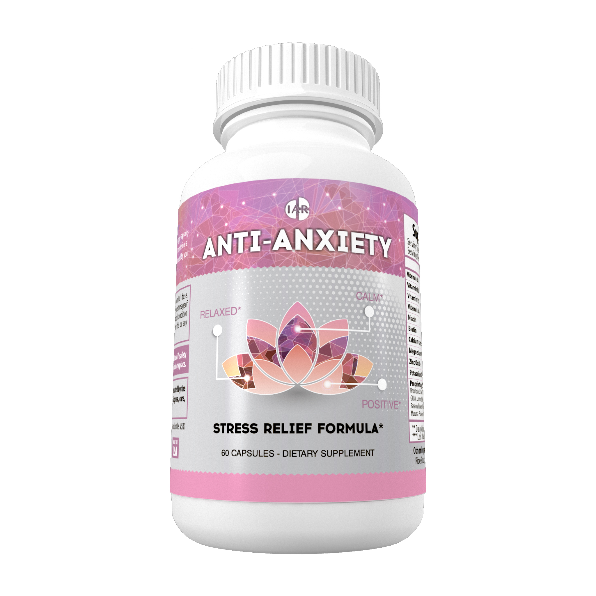 Anxiety Relief Supplement