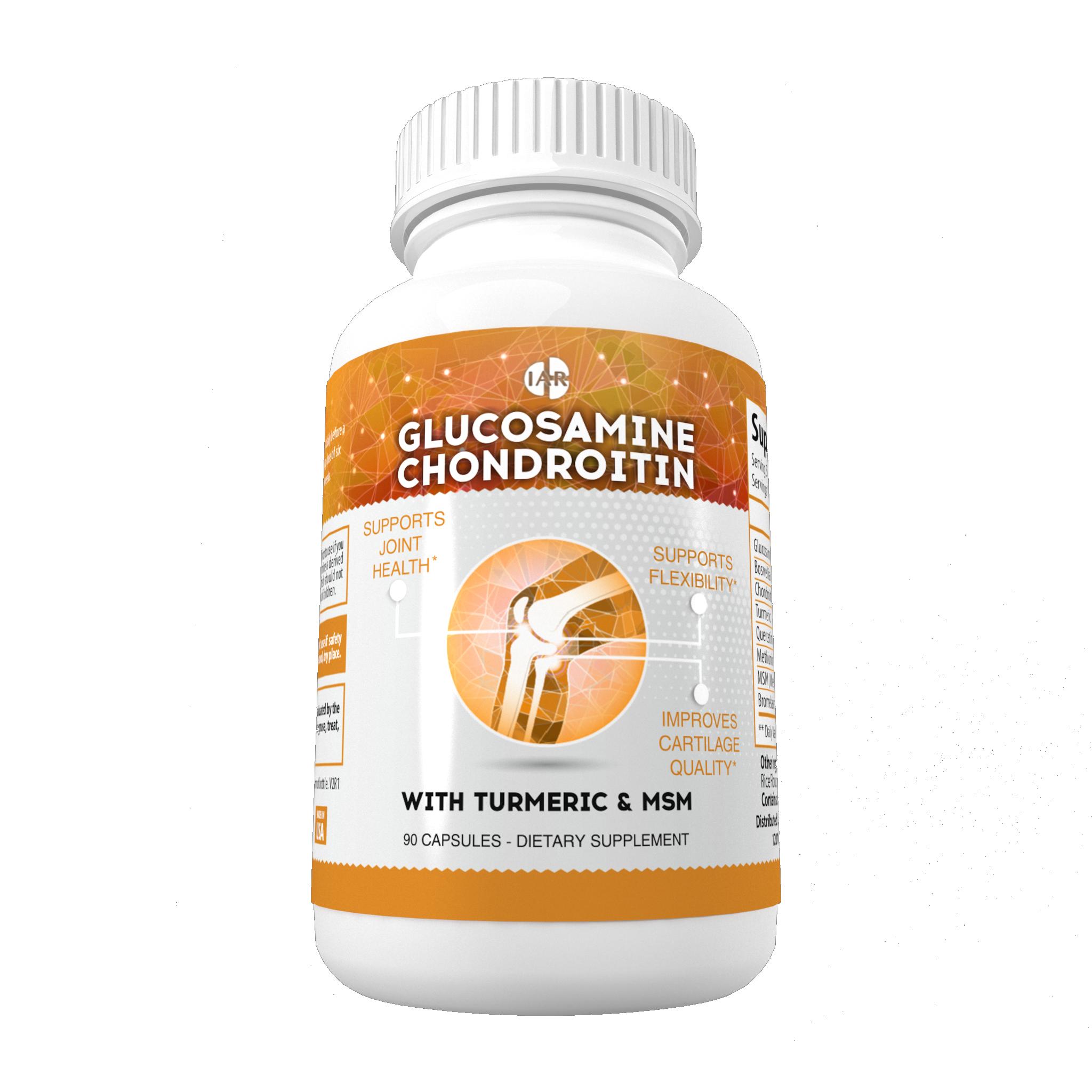 Glucosamine Chondroitin MSM Supplement