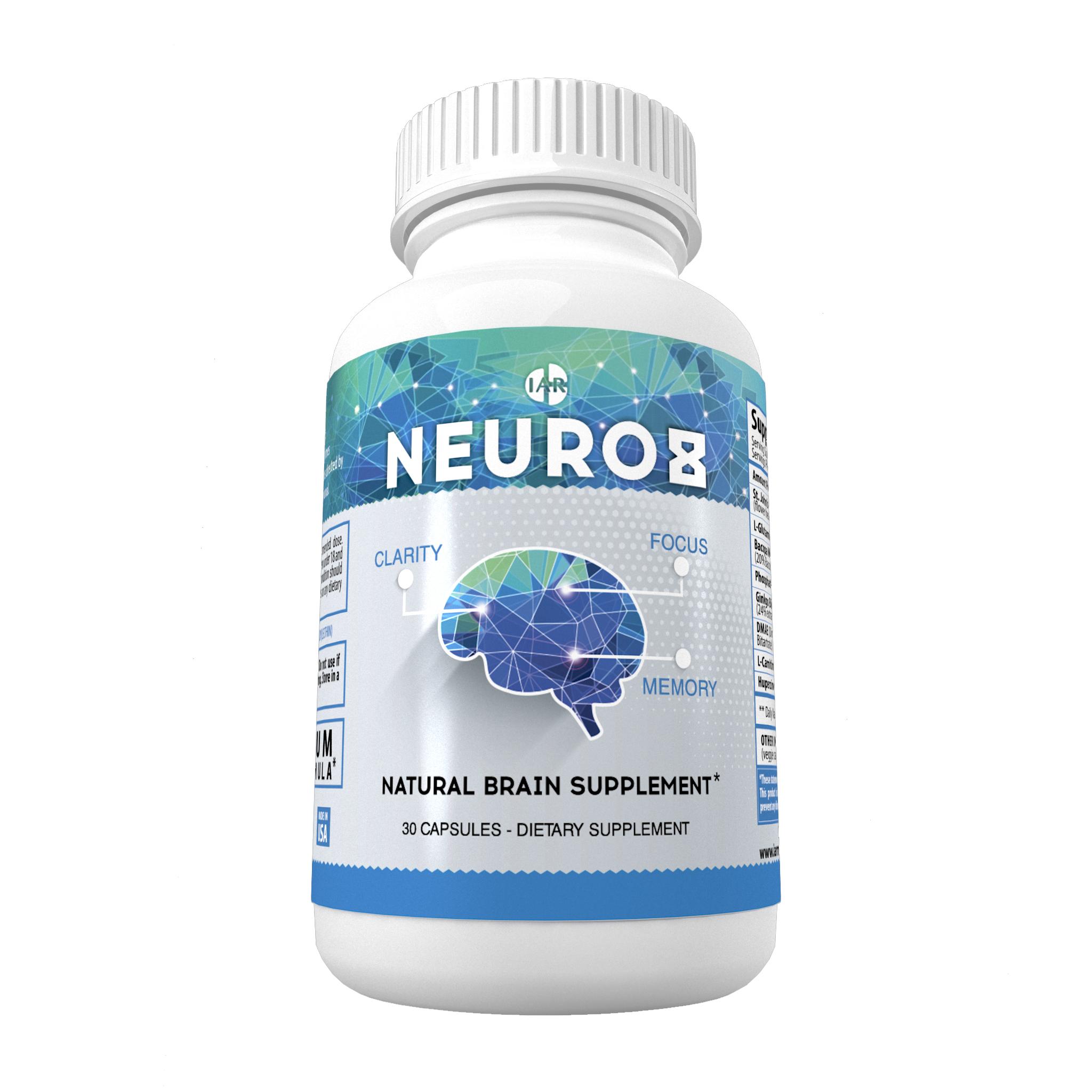 Brain Booster Supplement