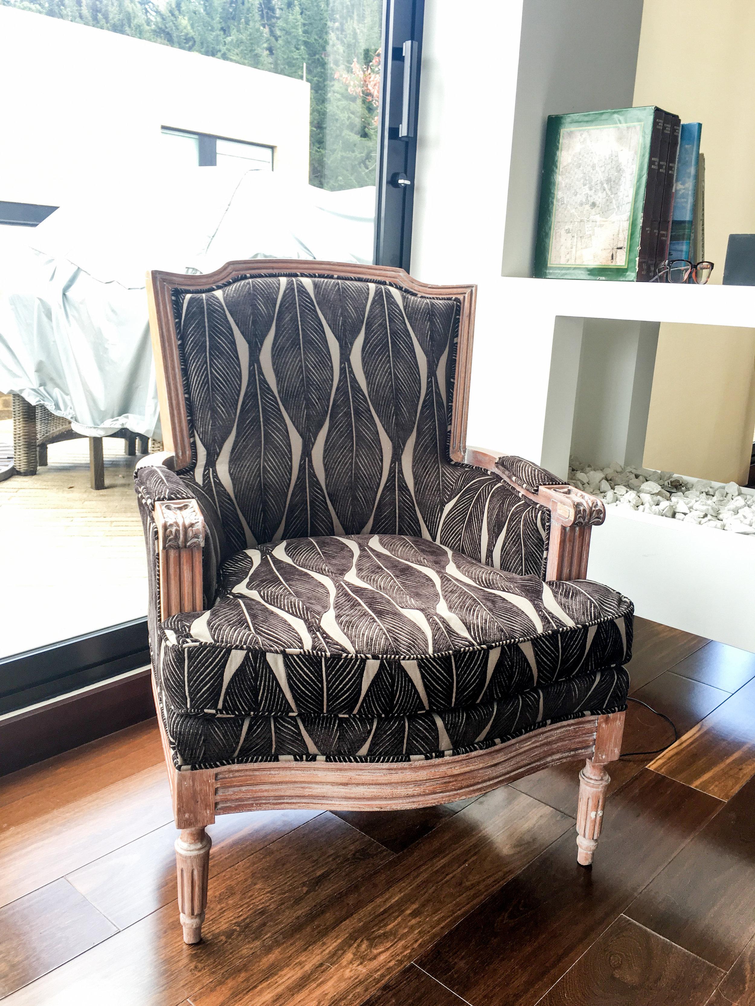 Restored Armchair