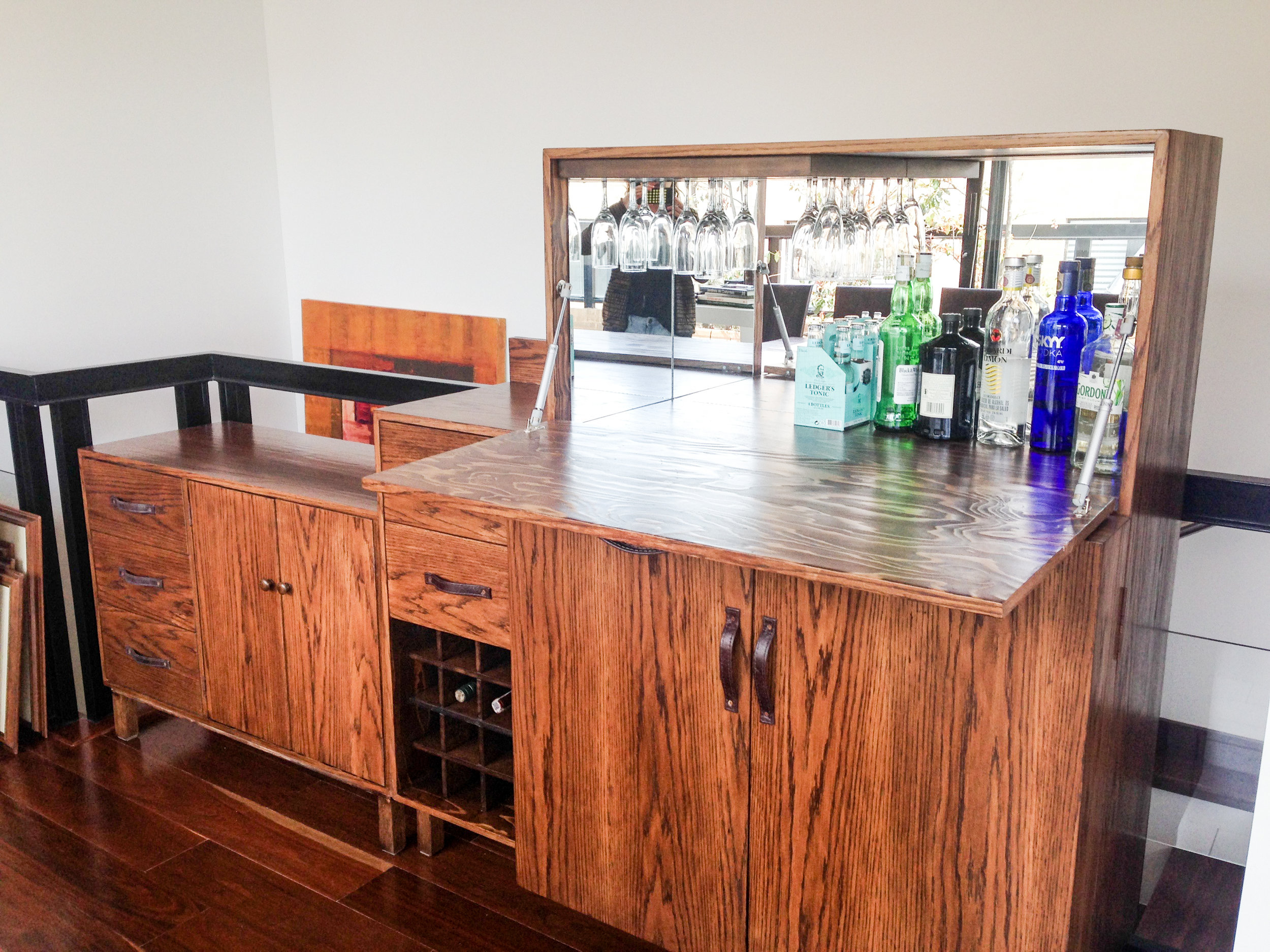 Men´s Wood Bar