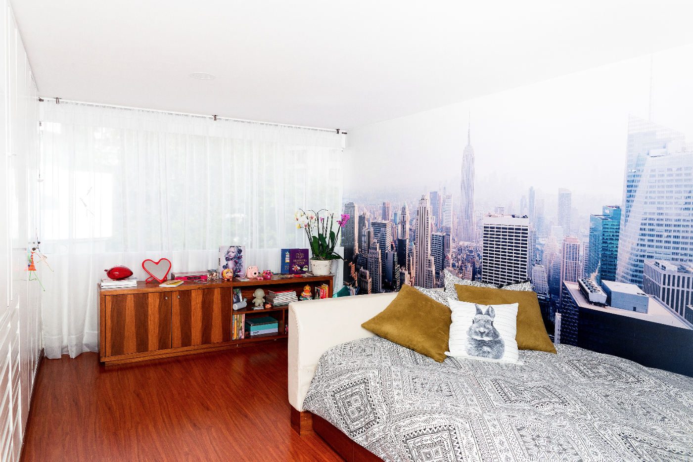 Living like a New Yorker Bed Room