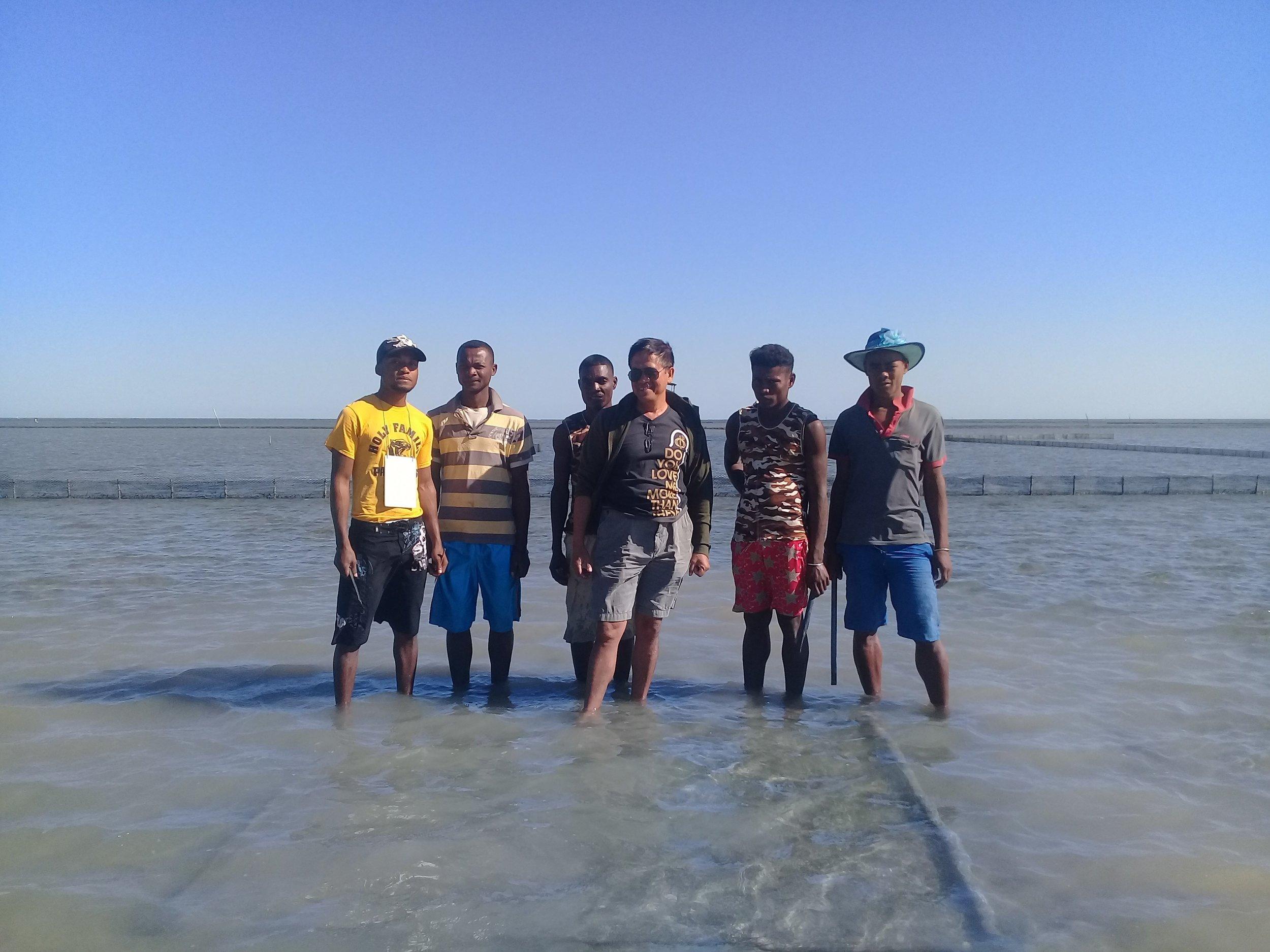 At-Sea Maturing Team
