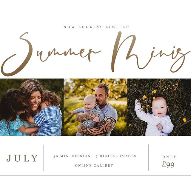 Today is the last day to purchase a voucher for a summer session. Beautiful, heart warming images from a relaxed and fun adventure with your wonderful family ❤️ Tag your family and friends who would LOVE this x #woolacombe #exmouth #tiverton #exeter #goldenhour #devonphotography #adventurousfamilies #familyphotographer #bookasession #happyfamilies