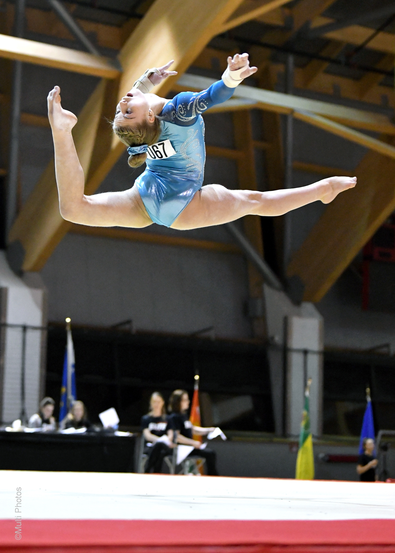 Emily Walker at Elite Canada - Feb 2018