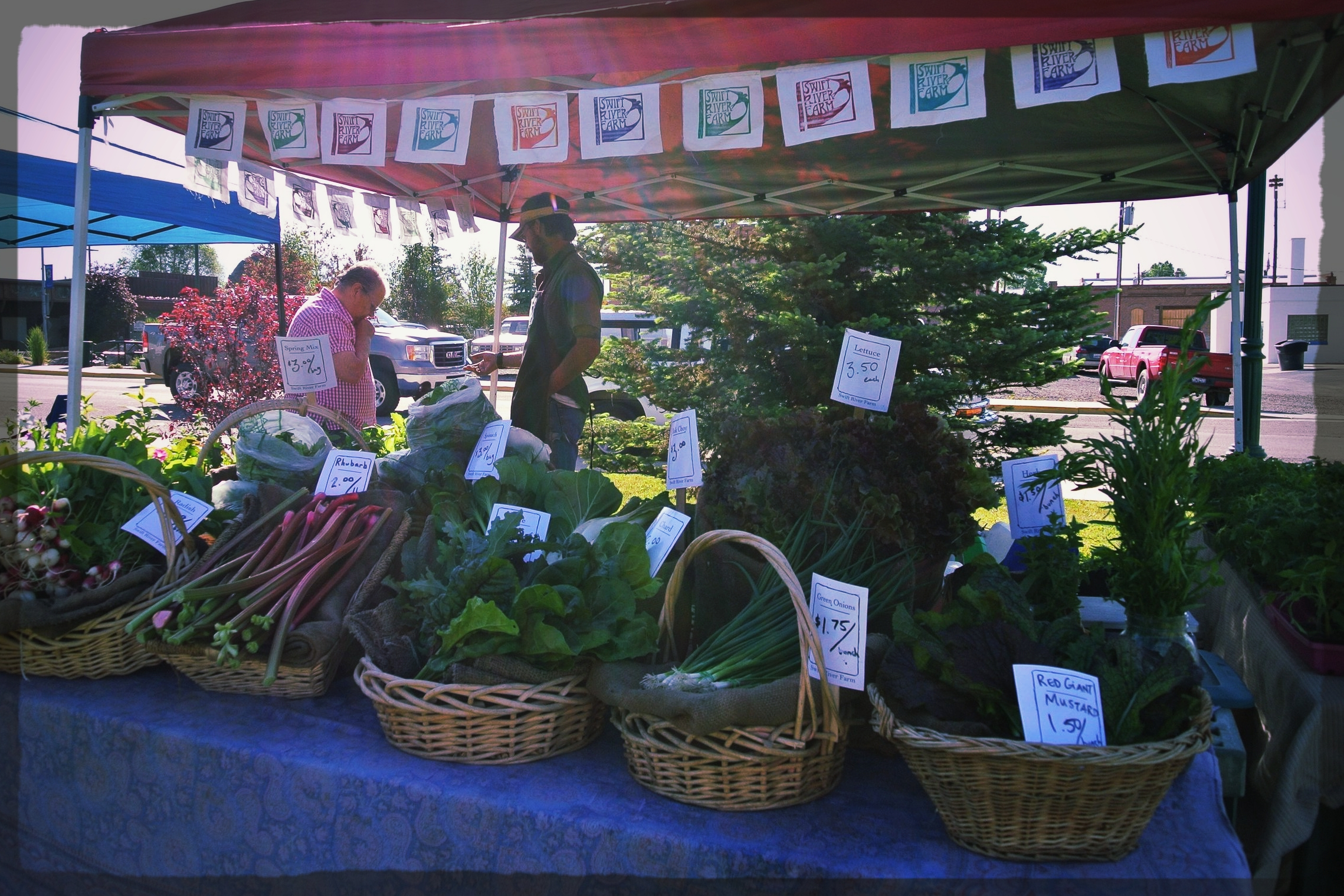 You can always find us down at the Lemhi County Farmer's Market, June-September each season.