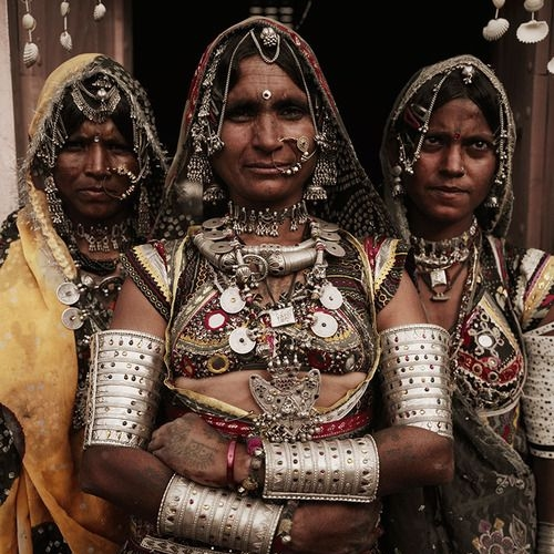 LaToya's jewelry icons - indigenous tribes around the world