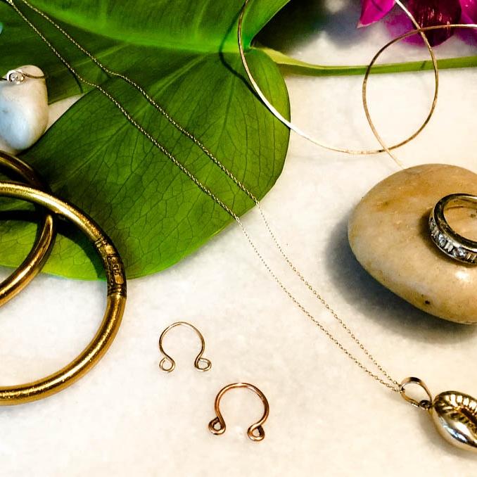 LaToya's everyday jewelry