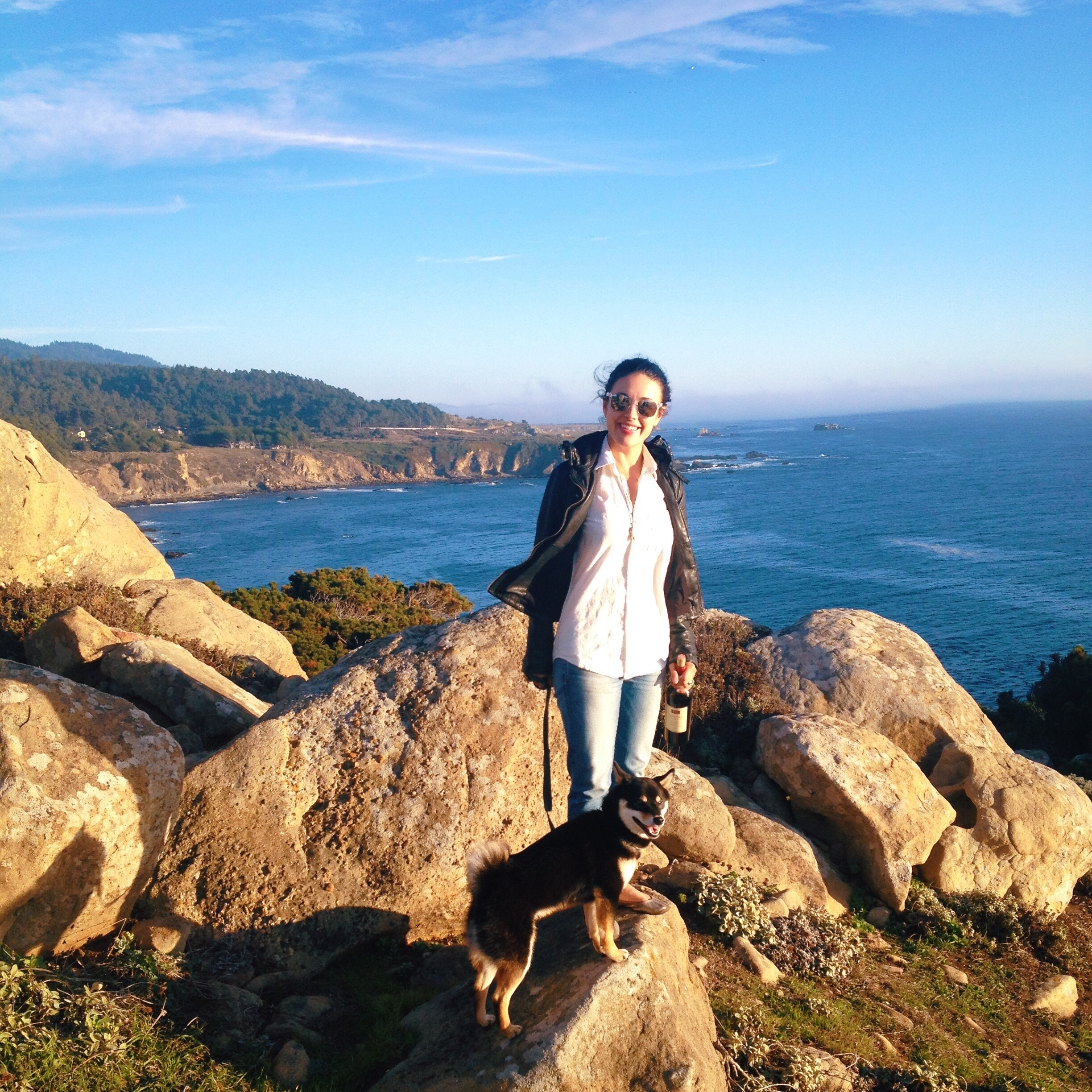 The California coast: Favorite vacation spot