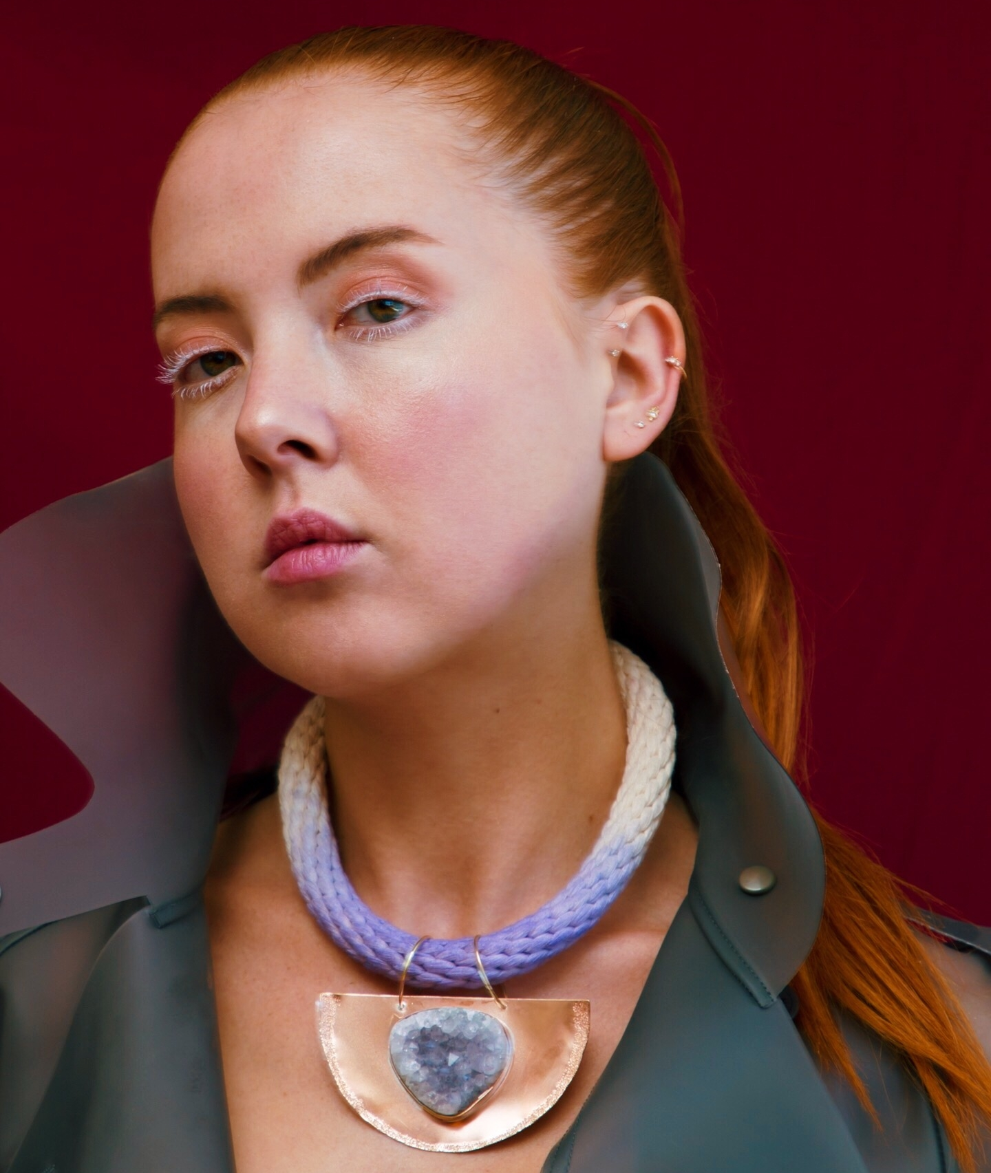 Statement Necklace: Jewelry that makes Anna feel strongest