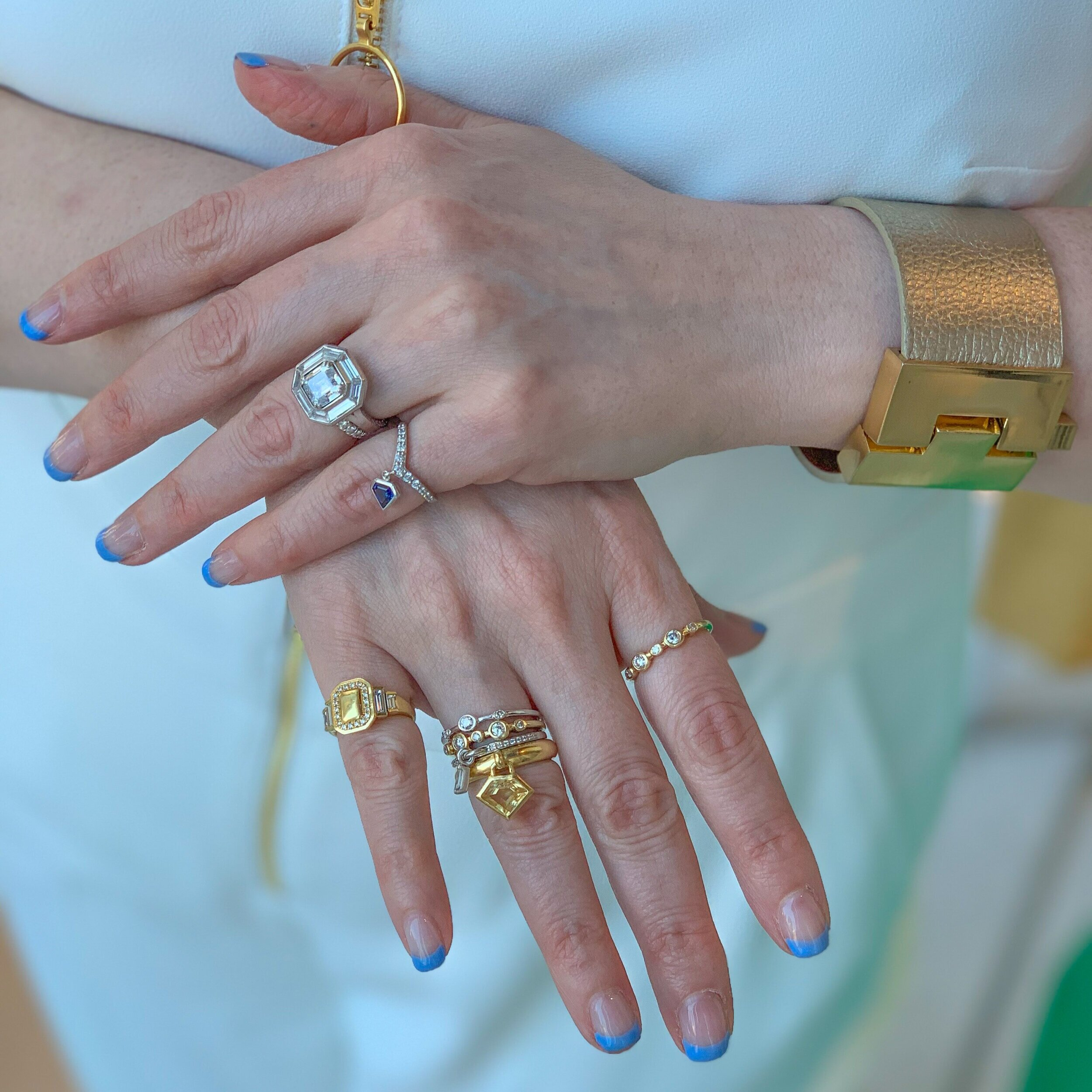 Julie's everyday jewelry