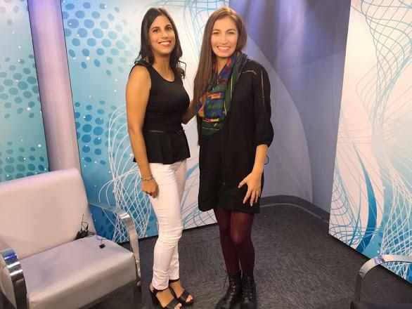 Entrevista con Carolina Sifuentes en Sobre el Tapete (Capital Tv)