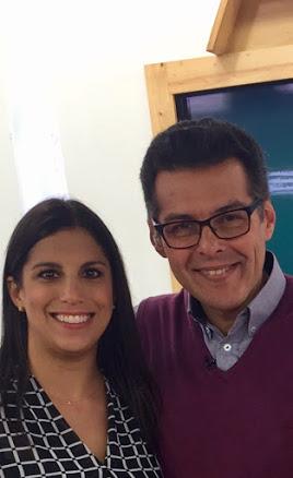 Entrevista con el Dr Recova en Plus Tv