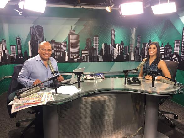 Entrevista con Cesar Campos en Capital Tv