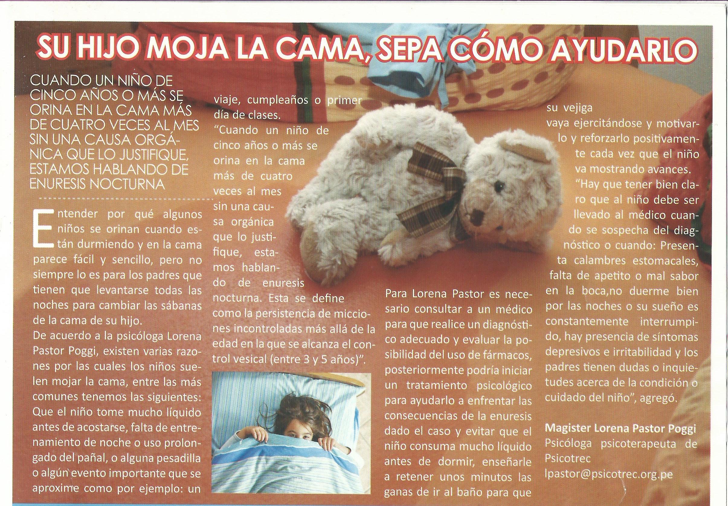 Publicado en Salud en casa año I nº8