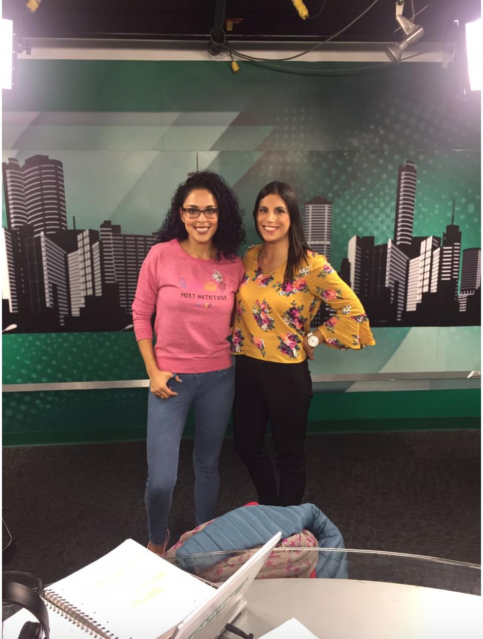 Entrevista en Capital TV con Adriana Quevedo