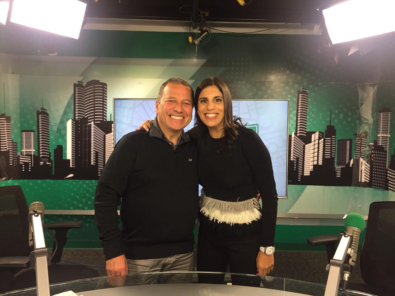 Entrevista con Jesús Alzamora en Capital Tv