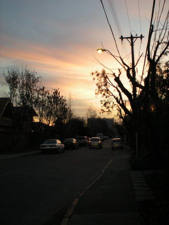 Santiago, Chile - 2010