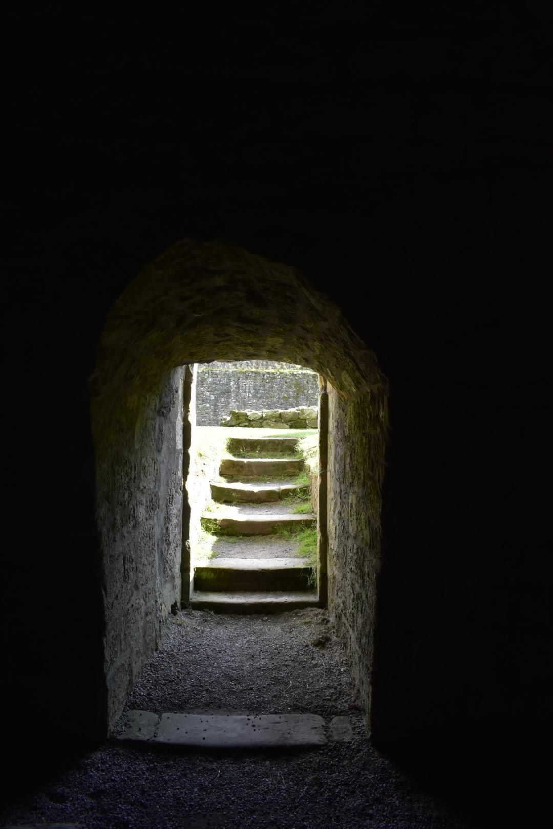 Lochleven Castle, Kinross, Scotland - 2018