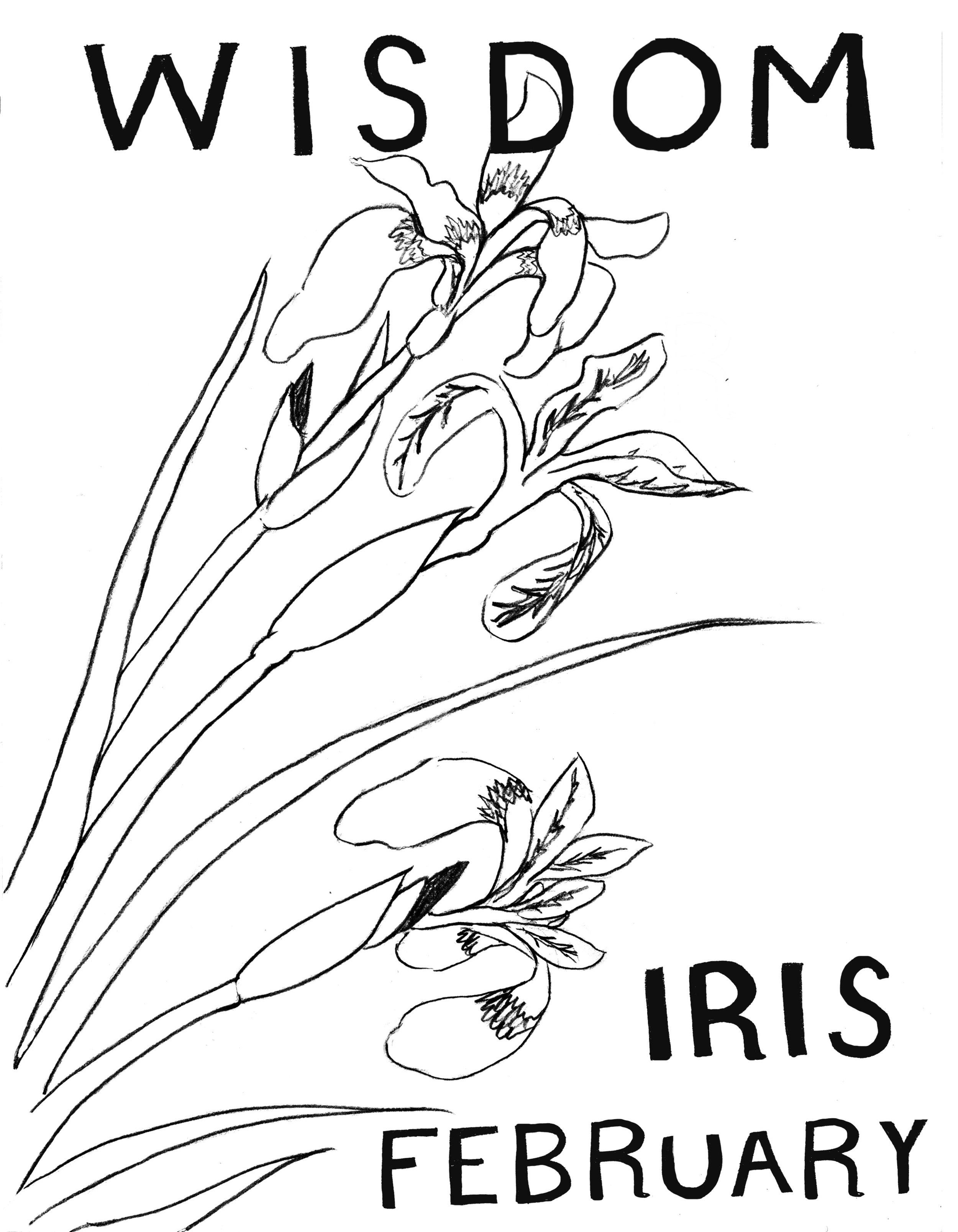 Final February Iris with words.jpg