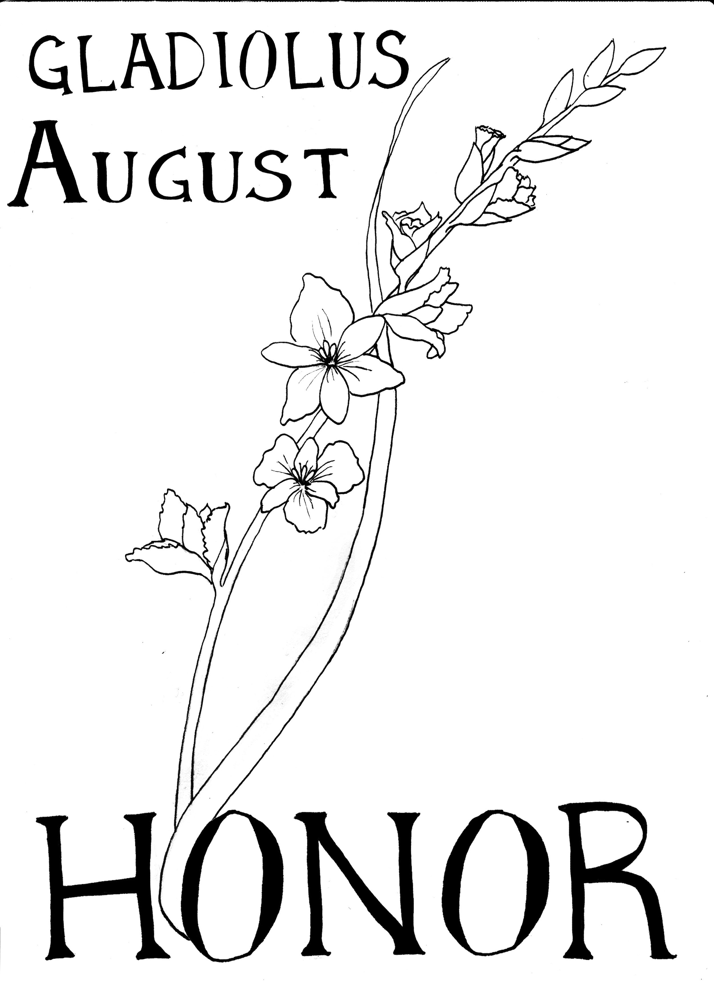 Final August Gladiolus with words.jpg