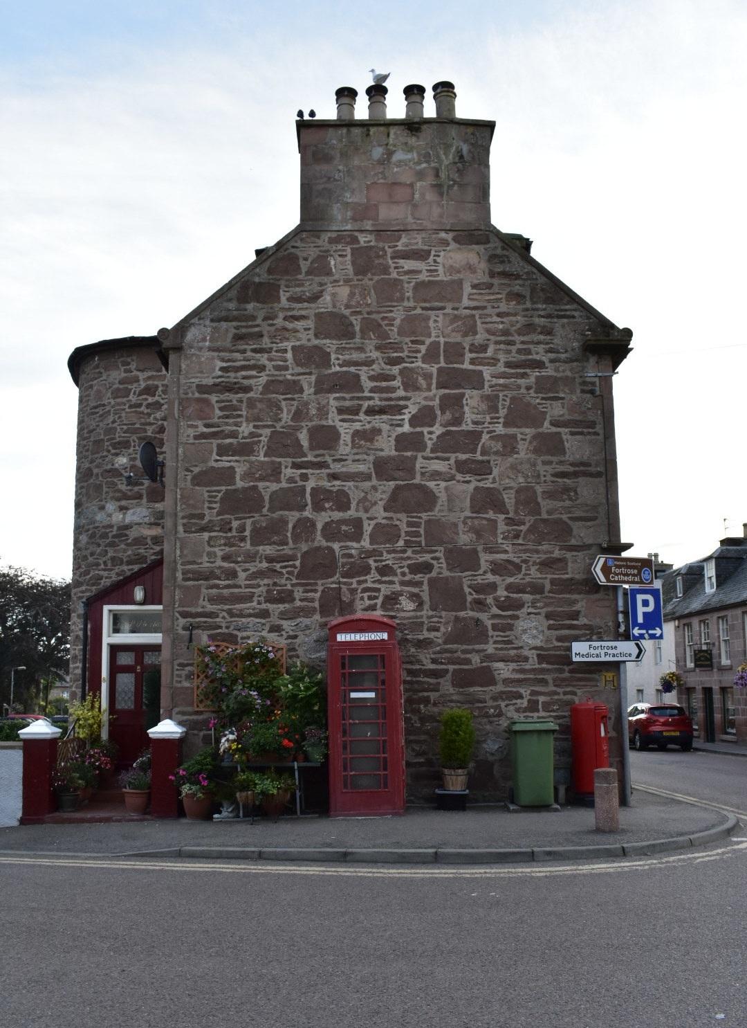 Fortrose, Scotland - 2018