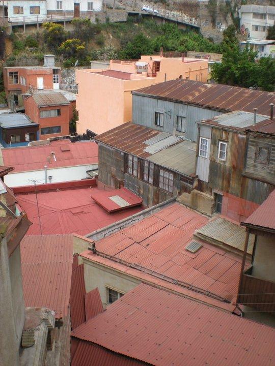 Valparaíso, Chile - 2010