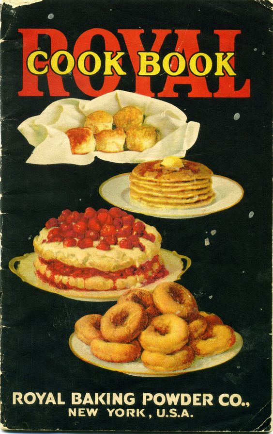 1925 Royal Baking Powder booklet