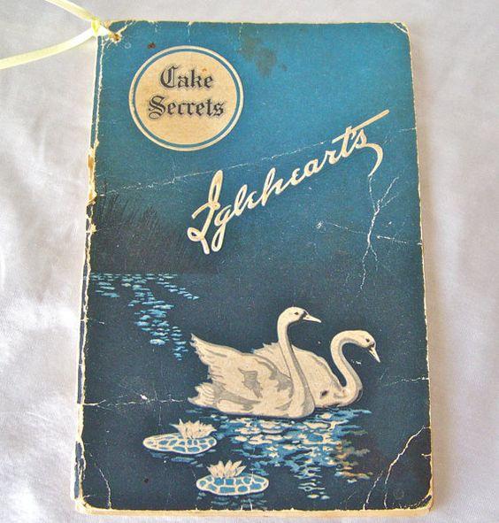 1928 Swan's Down Cake Flour booklet