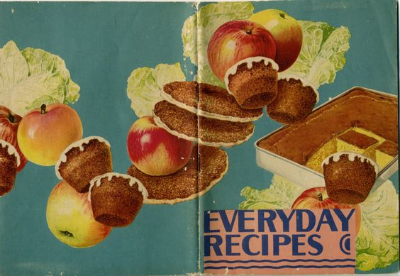 1930 Everyday Recipes ... Wesson Oil